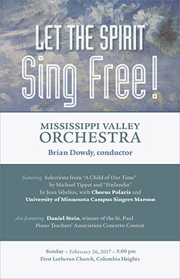 Past Seasons - Mississippi Valley Orchestra